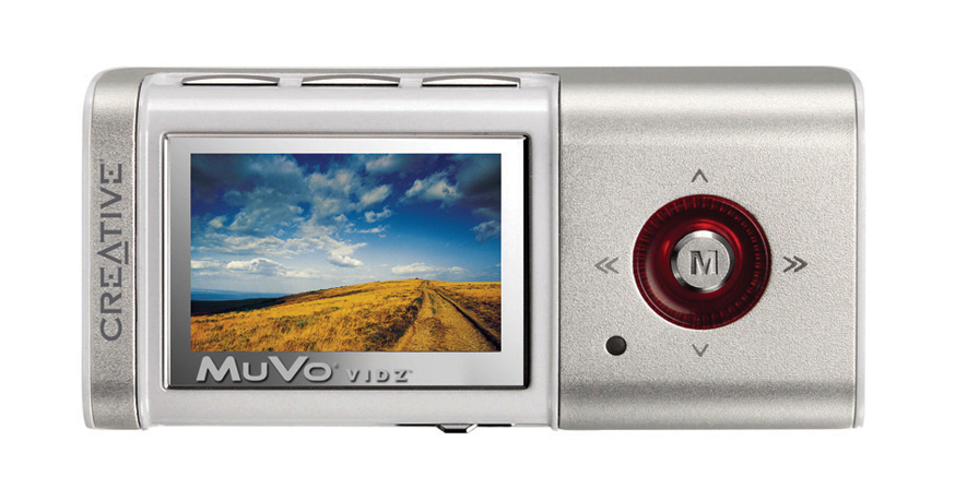 Mp3-Player MuVo Vidz1.