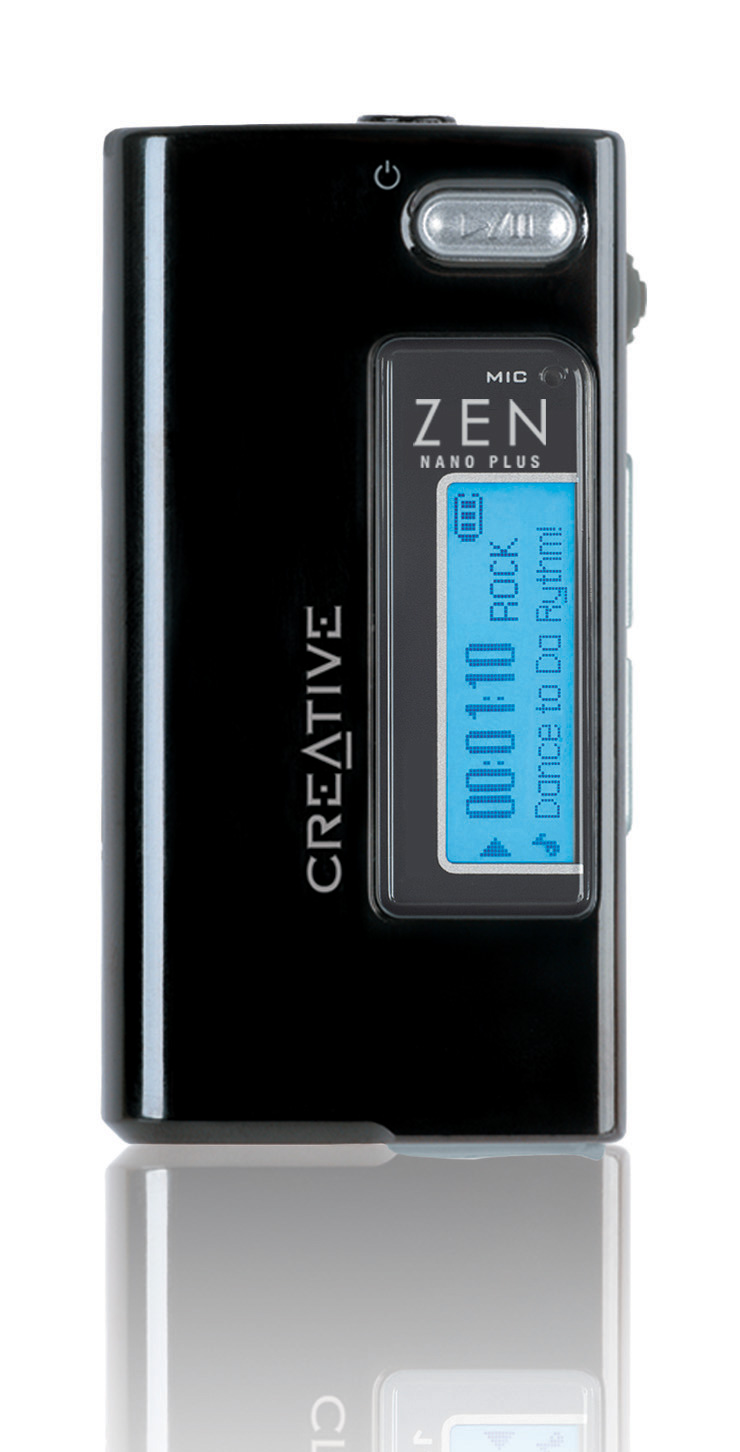 MP3Player کریتیو  Zen Nano Plus-1G